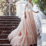 If You've Been Considering a Color Wedding Dress, You're Going to Love This Post