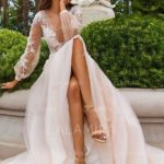 Now, to find the perfect wedding dress—you've been dreaming about it