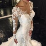 The choice of wedding dress is forcing ladies to choose from hundreds of fashionable versions of a wedding sets the most suitable, beautiful, stylish and modern dress