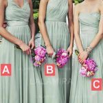 Whenever you are longing to opt for dresses of your style,Elegant bridesmaid dresses are always popular