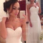 If you are still looking for a dream wedding dress, let's take a look