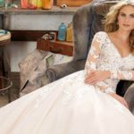 What kind of wedding dress is suitable for you? Look at this halter top wedding dresses