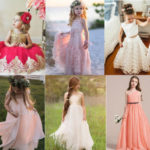 Amazing! Why Flower Girl Dresses Are Popular At Weddings?