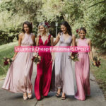 Still looking at how to choose bridesmaid dresses? It is enough to avoid these 6 points