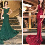 10 best suited evening dresses for tall people!
