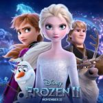 Selena attend Frozen 2 premiere. Is the blue prom dress going to be popular again?