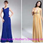 Do You Agree Mother's Dressing Sexy? You Can Refer To These Suggestions Of Mother's Dresses