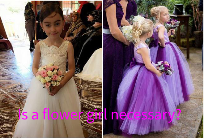 Is a flower girl necessary