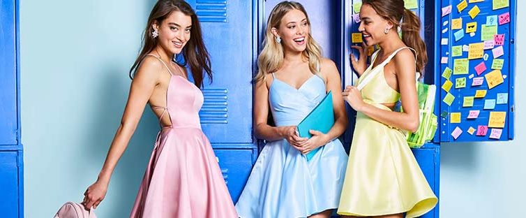 A-line prom dress suitable for everyone?  It's not simple. Come and see if you are suitable