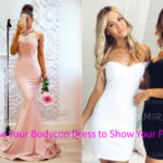 These Bodycon Dresses For Prom Really Make Your Well-Proportioned Figure More Prominent