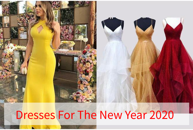 dresses for the new year 2020