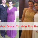 New Model Mother Dresses Of The Bride Are Good To Fat Belly And Make You Young And Smart
