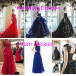 Do You Think Non-White Wedding Dress Can Be Used As Prom Dress? Here Is The Answer