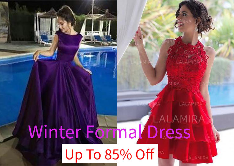 Where To Buy Winter Formal Dresses Under $100 Online – Up To 85% Off At Lalamira
