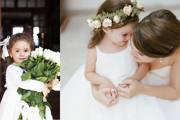 Wedding Budget: How Much Are You Going To Spend On Flower Girl Dress?