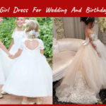 Top Stylish Flower Girl Dress Design For Birthday And Wedding Party 2020