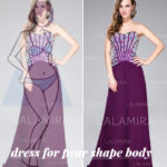 It Is So Easy To Buy Prom Dress If You Have Got A Pear Shaped Figure
