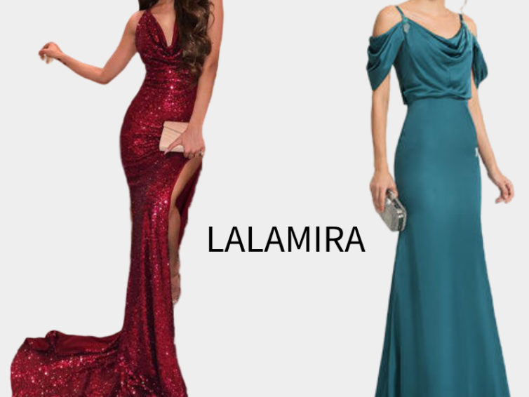Cowl Neck Prom Dresses Can Highlight Your Individual Temperament and Figure