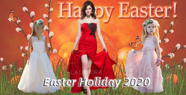60% off Easter Sale – I Think You Need Beautiful Dresses to Celebrate Easter Holiday 2020