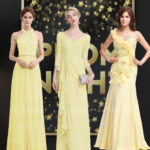 Popular Prom Dress Color 2020: Yellow Prom Dresses Flaunt Your Look