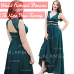 Flattering Empire Waist Formal Dresses Are Good To Hide Your Tummy