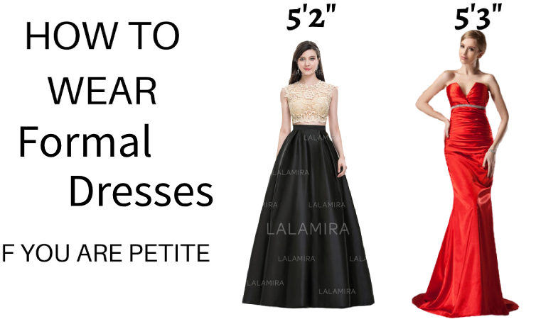 Tips To Choose Long Formal Dresses That Can Look Best On Petite Girls