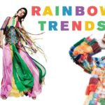 Be a Girl Who Wears Rainbow on Her Body!  Looking for Your Rainbow Prom Dresses