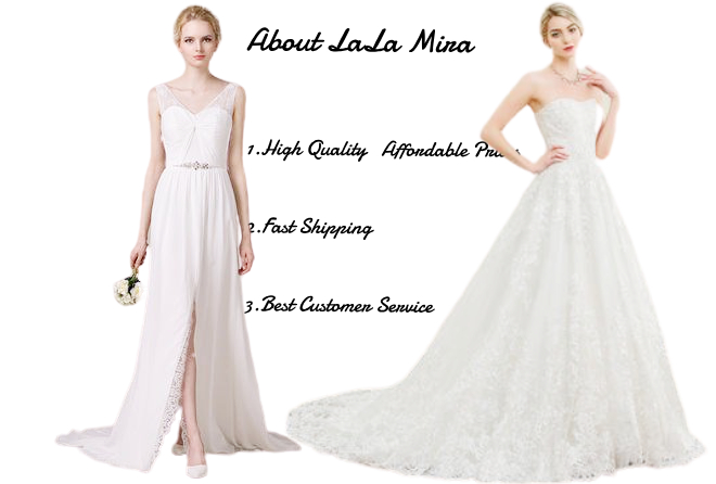 Where to buy a cheap wedding dress? Guide to wedding dress shopping from Lalamira