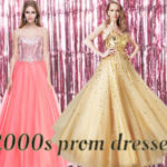 Take a look at the guide to 2000s prom dresses style