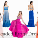 Prom Dress Style Recommendations: 5 Beaded Prom Dresses
