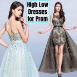 Summer is the Perfect Time to Try High Low Dresses for Prom
