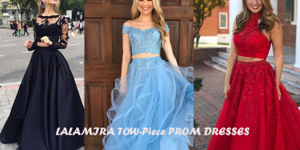 Which style of Prom Dresses do You Prefer? How about Sexy Two-Piece Prom Dresses?
