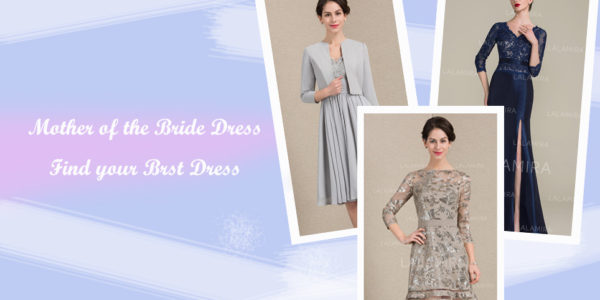 What should you wear to your daughter's wedding? Come and choose Mother of the Bride Dress