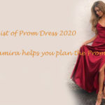 Lalamira helps you plan the Prom 2020 —— Find your Prom Dress