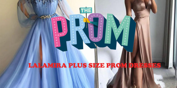No Matter What Size You are,LALAMIRA has Plus Size Prom Dresses for You
