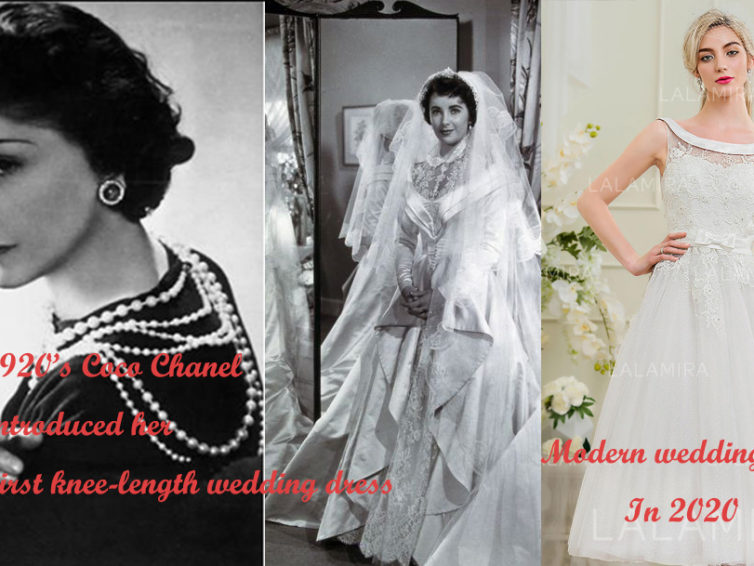 How many of these historical stories about wedding dresses do you know?