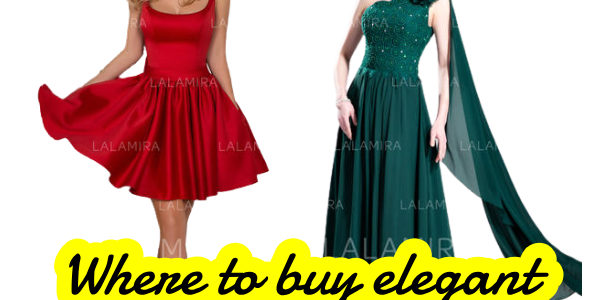 Where to buy elegant formal dresses online?