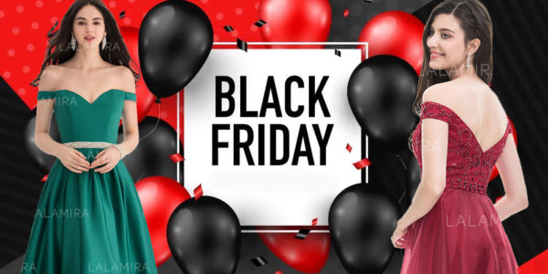 Black Friday is Coming! Lalamira Gives You the Strategy about Prom Dresses shoppig