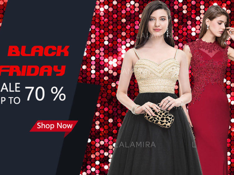LaLamira Black Friday Must Buy Guide About Prom Dresses! Never Miss it